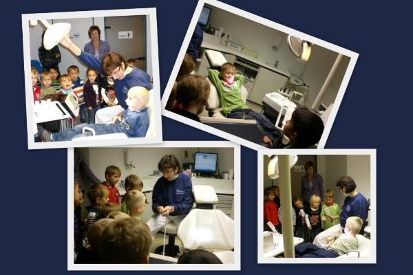 Den beruf des zahnarztes konnten die kinder u a in einer praxis